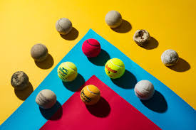which tennis ball is in use it makes a difference the new york credit adam glanzman for the new york times