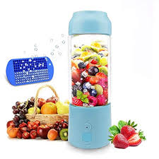 Portable Blender, TMKEFFC USB Juicer Cup - Six ... - Amazon.com
