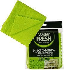 <b>Универсальная салфетка Master</b> FRESH для уборки ...