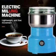 Multifunction <b>Smash Machine Electric</b> Coffee Bea n GrinderNut ...