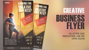 design creative business flyer cmyk photoshop tutorial design creative business flyer cmyk photoshop tutorial