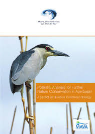 Potential Analysis for Further Nature Conservation in Azerbaijan by ...
