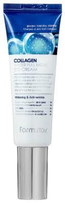 <b>Farmstay Крем для</b> глаз Collagen water full moist eye cream ...
