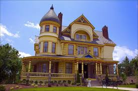Victorian House Plans and Victorian Style   The Later YearsReturn to House Styles