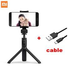 Online Shop <b>Xiaomi</b> Handheld Mini <b>Foldable Tripod</b> 2 in 1 Monopod ...