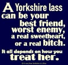 Yorkshire quotes on Pinterest | Yorkshire, Keep Calm and T Shirts via Relatably.com