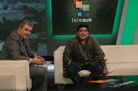 Resultado de imagen para Maradona y Victor Hugo