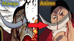 <b>One Piece</b> - <b>5</b> Manga & <b>Anime</b> Differences - YouTube