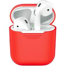Купить <b>Чехол для AirPods</b> Deppa красный в каталоге интернет ...