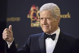"""""""Jeopardy"""" Host Alex Trebek Says Cancer Is In"""