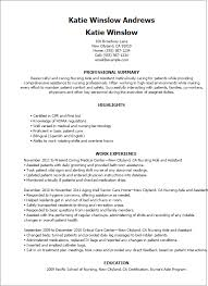 sample resume sle resume templates nursing aide and sample resume for nursing aide