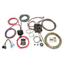 classic truck chassis wiring harnesses shipping speedway painless 10106 22 circuit wiring harness for 1975 and later cj jeeps