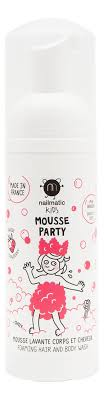 <b>Мусс для волос и</b> тела Mousse Party Strawberry 150мл духи ...