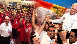 Image result for Najib and Red Shirts