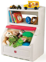 Step2 Lift & Hide <b>Red</b> Bookcase <b>Storage Chest</b> | Walmart Canada