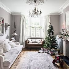 traditional white festive living room traditional christmas living room ideas christmas 2013 photo beautiful living rooms living room