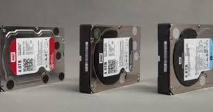 Счет на терабайты. Обзор трех <b>жестких дисков Western Digital</b> ...