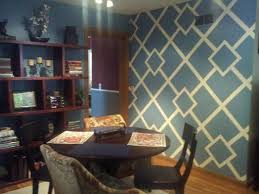 design ideas walls create a geometric design on you wall with painters tape use a wall de