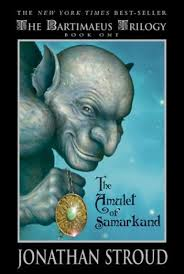 The Amulet of Samarkand by Jonathan Stroud Book Review