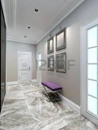 ceiling plinth avant garde entrance hall design 3d render stock photo ceiling avant garde