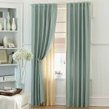 choose curtains living room window
