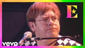 <b>Elton John</b> - <b>Honky</b> Cat (Estadio do Flamengo, Rio, Brazil 1995 ...