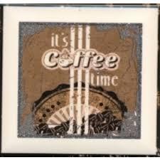 <b>Керамический декор</b>: 15х15 COFFE TIME BROWN C (<b>MONOPOLE</b>)