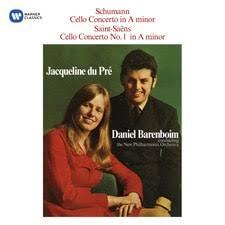 Jacqueline <b>du Pré</b>; Daniel Barenboim; New Philharmonia Orchestra ...