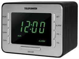 <b>Часы</b> с радио <b>Telefunken TF</b>-<b>1508</b>