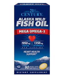 <b>Fish Oil</b> & Omegas | 21st Century HealthCare, Inc.