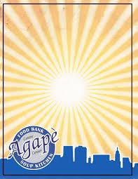host a food drive agape centre cornwall our logo