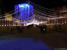 road lighting on rabi ul awal awesome lighting