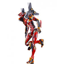 <b>Фигурка Rebuild of</b> Evangelion - Metal Build - EVA-02 (2020 Ver ...