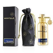 <b>Montale</b> - <b>Aoud Ambre</b> Eau De Parfum Spray 50ml/1.7oz (F) - Eau ...