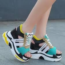 2019 <b>Summer New</b> Women Sneaker Sandals | Women's Sandals in ...