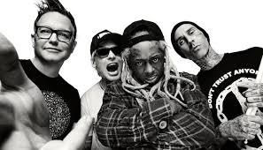 """Lil Wayne """"won't be quitting"""" blink-182 tour after walking off stage"""