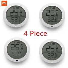 Bundled Sale Xiaomi LCD Screen Digital Thermometer Mijia ...