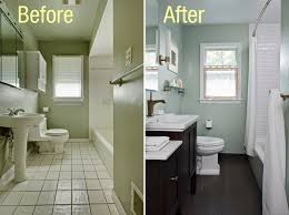 color for small bathroom