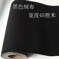 aliexpresscom buy black flannelet wallpaper self adhesive paper furniture stickers drawer counter for furniture sticker paper back vinyl wallpaper from adhesive paper for furniture