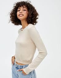 <b>Women's Knitwear</b> - Autumn Winter <b>2019</b> | PULL&BEAR