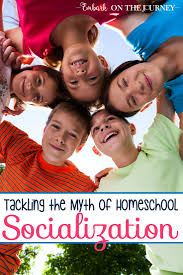 tackling the myth of homeschool socialization embark on the journey unless you homeschool under a rock you ve encountered the inevitable comments about socializing