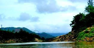 Thượng nguồn của dòng sông Thu Bồn