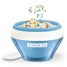 <b>Мороженица Ice Cream Maker</b> (синий) — LeFutur.ru