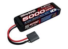 <b>Аккумулятор TRAXXAS</b> LiPo 7.4V 2S 25C 5000mAh - TRA2842X