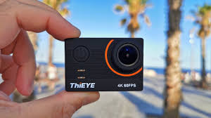 <b>ThiEYE T5 Pro</b> 4K60FPS Action Camera Review - Better than GoPro ...