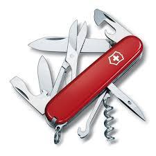 ≡ <b>Нож</b> складной <b>Victorinox Climber</b> 1.3703 – купить по лучшей ...
