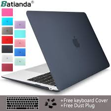 Crystal Clear <b>Matte Hard Case</b> Cover for Macbook Pro 13.3 15 16 ...