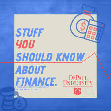 Stuff You Should Know About Finance