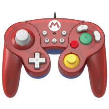 <b>Геймпад HORI Battle</b> Pad Mario от 1990 р., купить со скидкой на ...