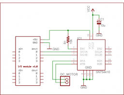 cc cookbook connect a dc motor actual wiring diagram